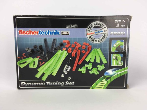 fischertechnik dynamic tuning set-1