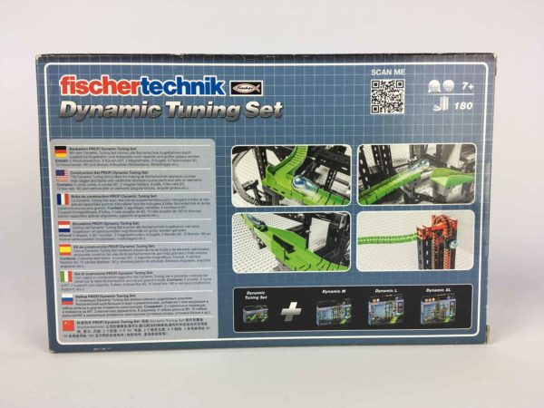 fischertechnik dynamic tuning set-2